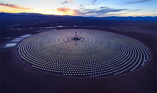 Solar Thermal Power Heats Up in Morocco