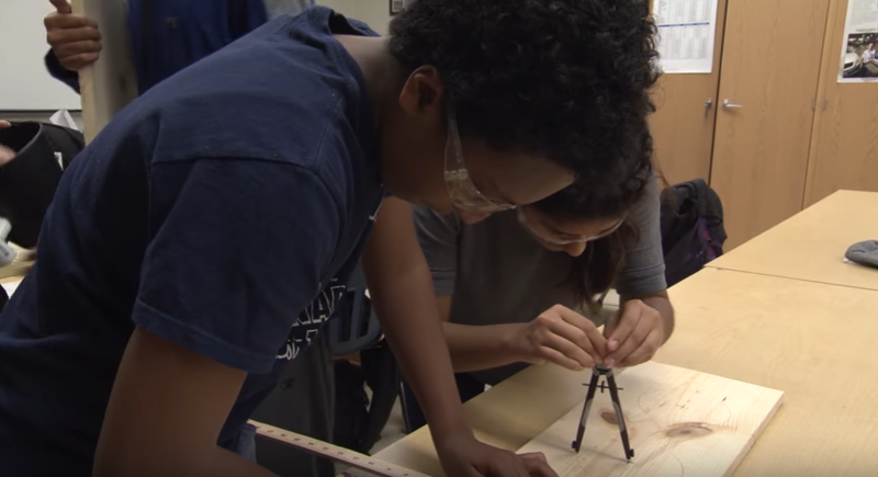 Edison High School Students Tackle Global STEM Challenges