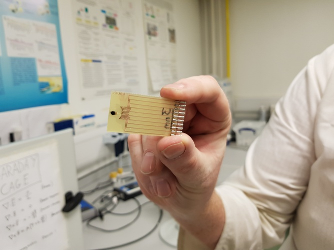 Sepsis Biosensor Delivers Diagnosis in Under Three Minutes