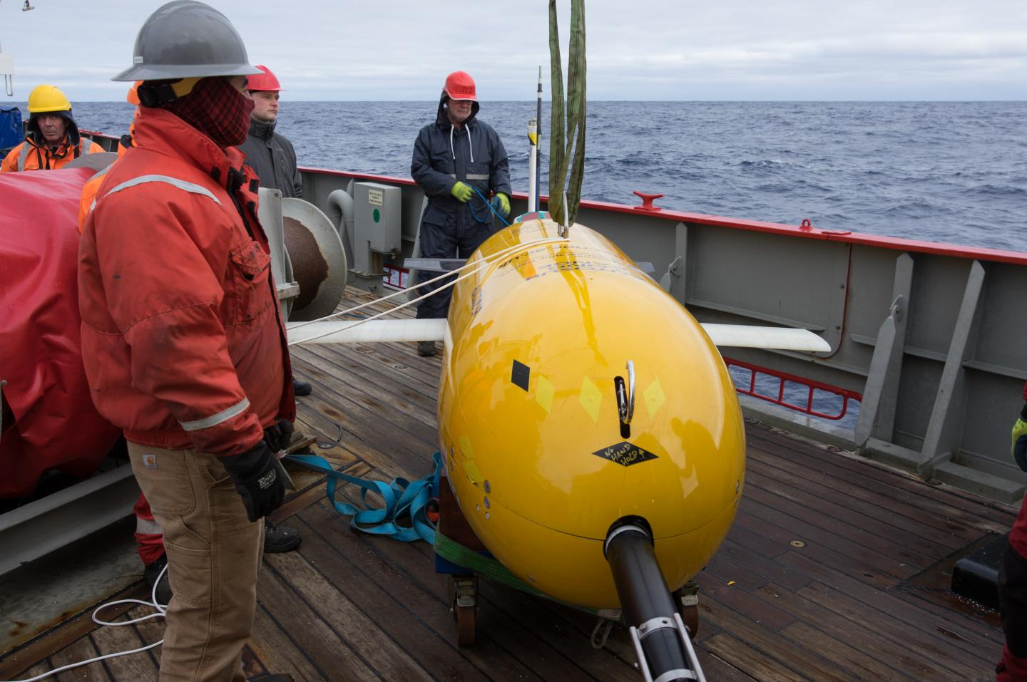 Boaty McBoatface Reveals Insights into Antarctic Heating